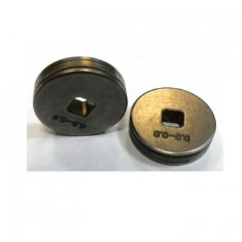 Ролик 0.6-0.8 мм сталь BLUEWELD 722019