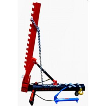 Силовое устройство для стапеля ARS-8