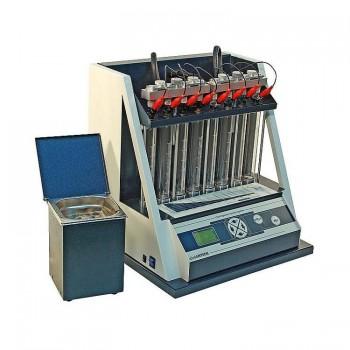 Установка для УЗВ очистки и проверки форсунок LANTECH LUC-308