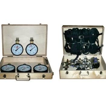 Прибор проверки пневматического тормозного привода М-100