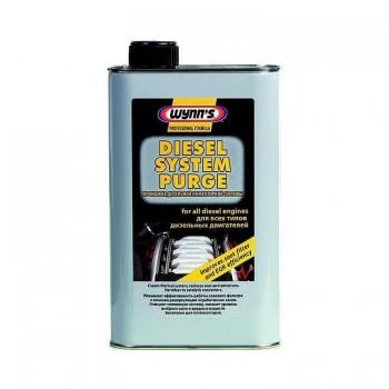Жидкость для промывки форсунок WYNNS Diesel System Purge