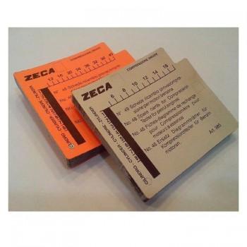 Комплект карточек ZECA 365