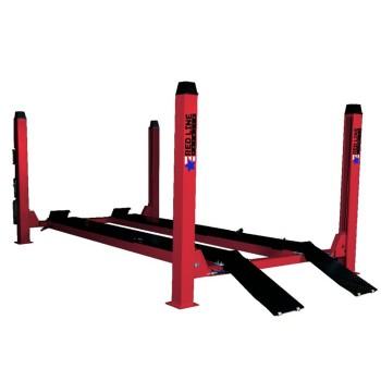 Подъемник электрогидравлический 4,5 т RED Line Premium R445WA