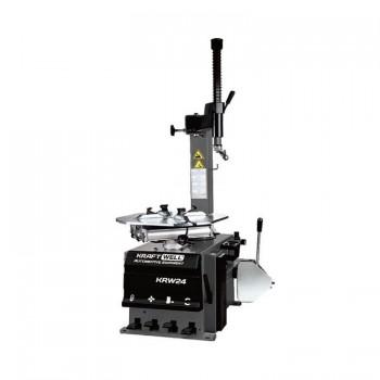 Стенд шиномонтажный полуавтомат KraftWell KRW24