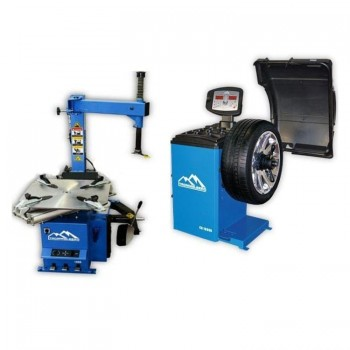 Комплект шиномонтажного оборудования TROMMELBERG 1860+CB1960B