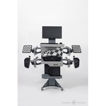 Стенд компьютерный сход-развал 3D ТехноВектор Free Motion 6202