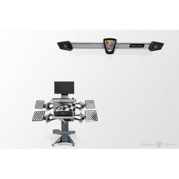 Стенд компьютерный сход-развал 3D ТехноВектор 7202К 5 A