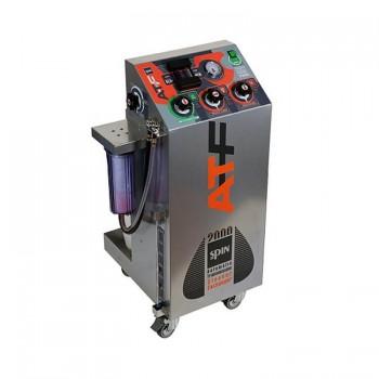 Установка для промывки и замены масла в АКПП SPIN ATF 2000