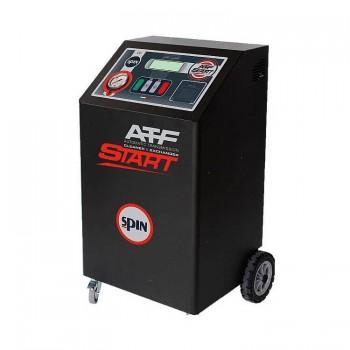 Установка для промывки и замены масла в АКПП SPIN ATF START