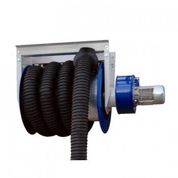 Катушка для вытяжки с вентилятором FILCAR ARCA-100/7PB-SB